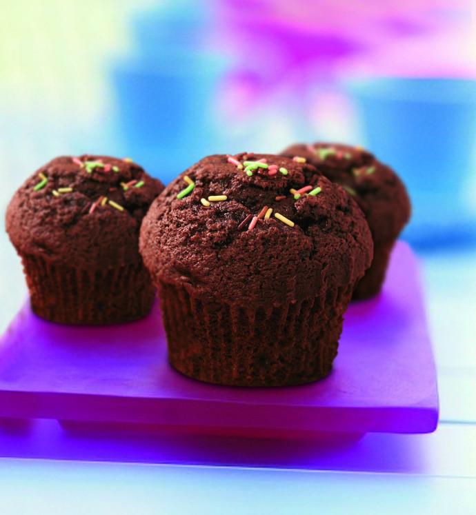 Φόρμα σιλικόνης 6 θέσεων για muffins Silikomart GG023