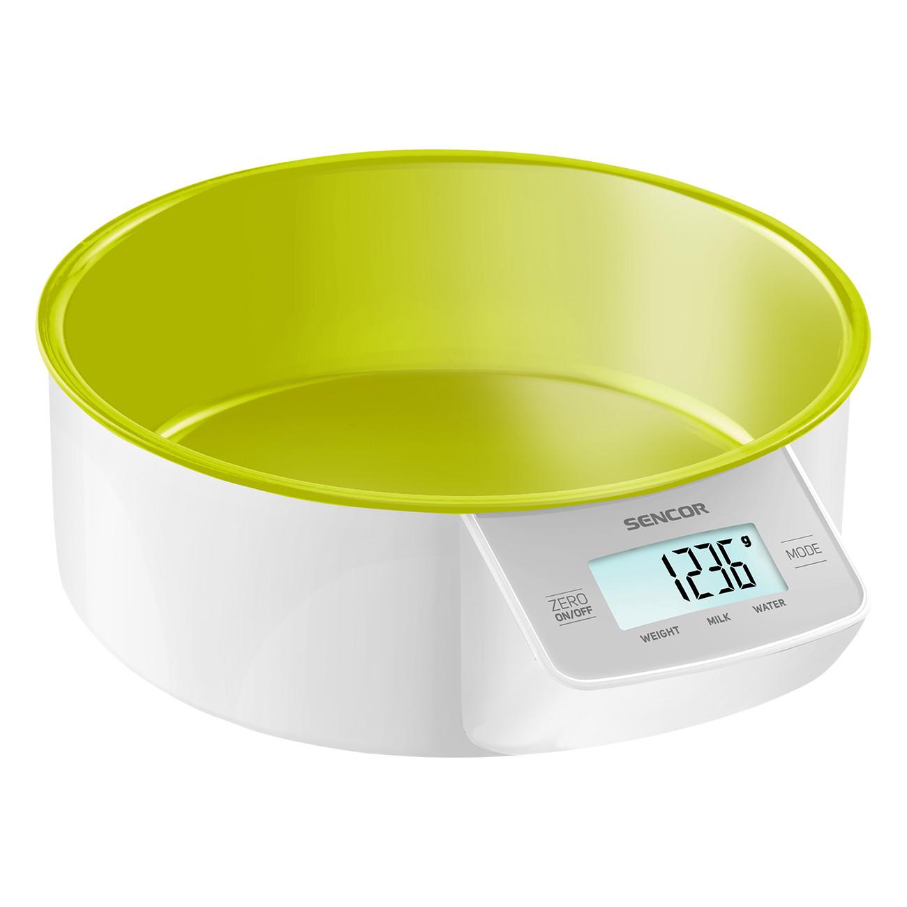 Ψηφιακή ζυγαριά κουζίνας 5 kgr Sencor SKS4004