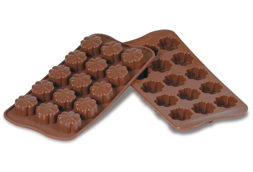 Φόρμα σιλικόνης για σοκολατάκια Fleury SCG 08
