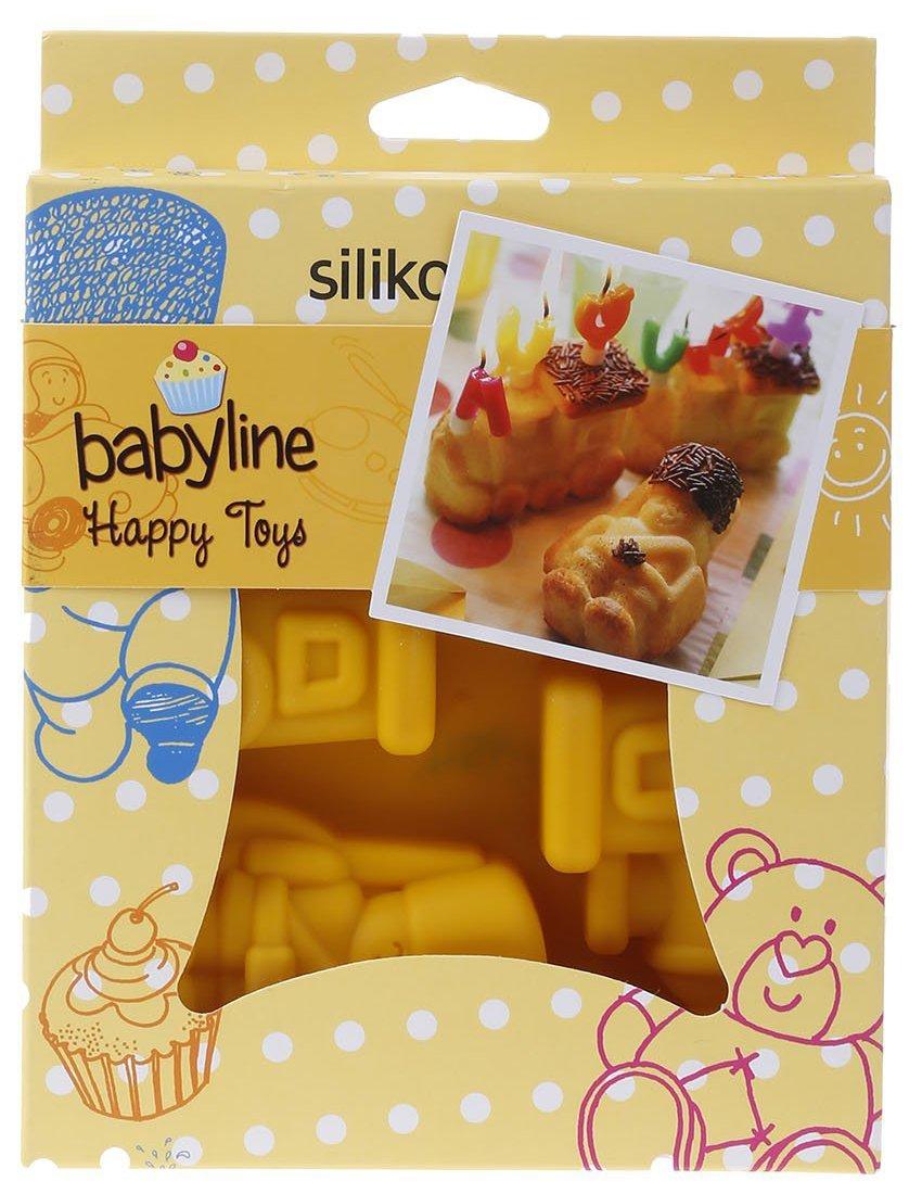 Φόρμα σιλικόνης Happy Toys HSF 06
