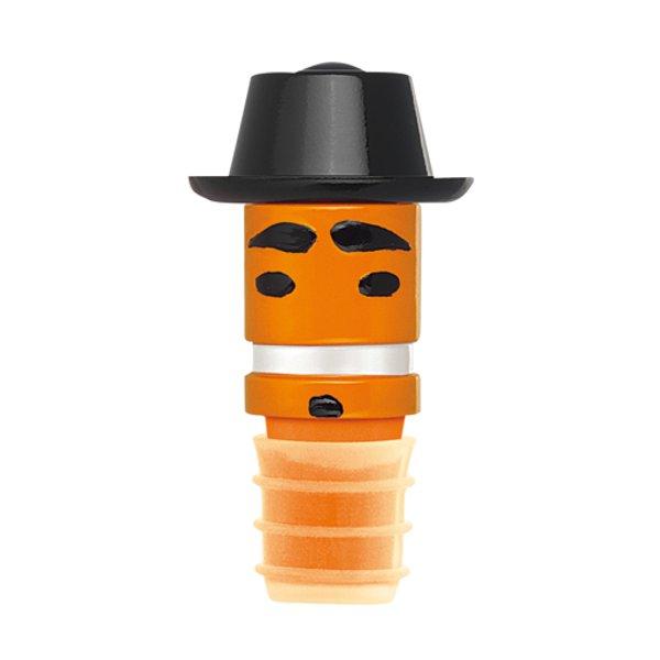 Mr Porkpie πώμα μπουκαλιού πορτοκαλί