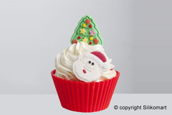 Wonder Cakes κουπατ Santa Claus TAG09