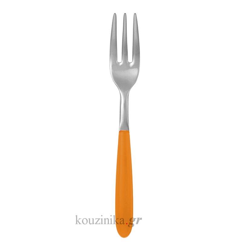 Πιρούνι γλυκού Vero Orange
