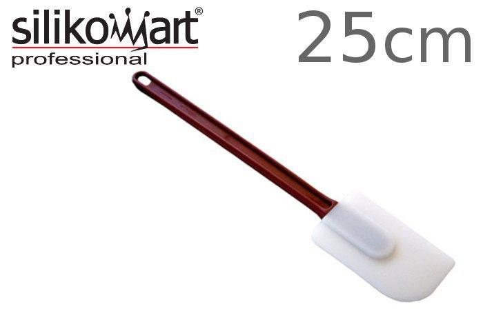 Σπάτουλα ζαχαροπλαστικής σιλικόνης 25 cm Silikomart