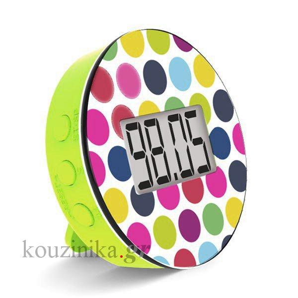 Pebbly Dotty ηλεκτρονικό χρονόμετρο