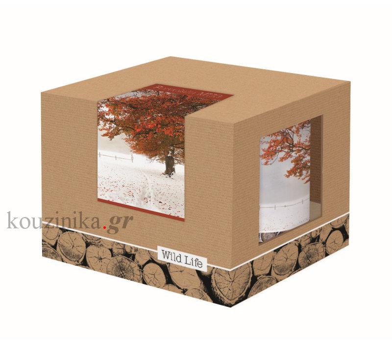 Wild Life  κούπα πορσελάνη Maple Tree 350 ml