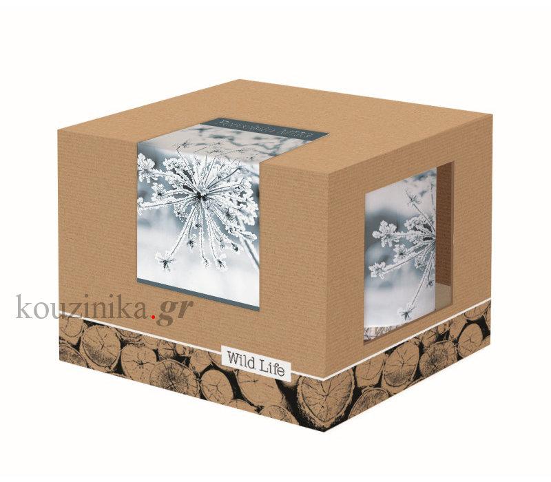 Wild Life  κούπα πορσελάνη Frozen Flower 350 ml