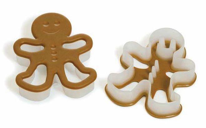 Κουπάτ πλαστικό Gingerbread Silikomart ACC076