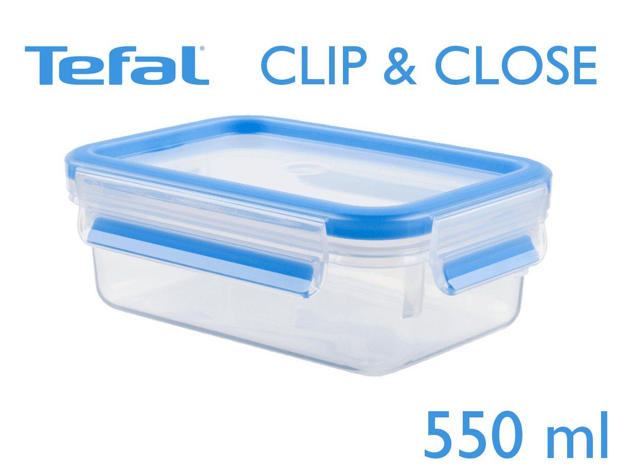 Tefal Clip & Close φαγητοδοχείο 550 ml
