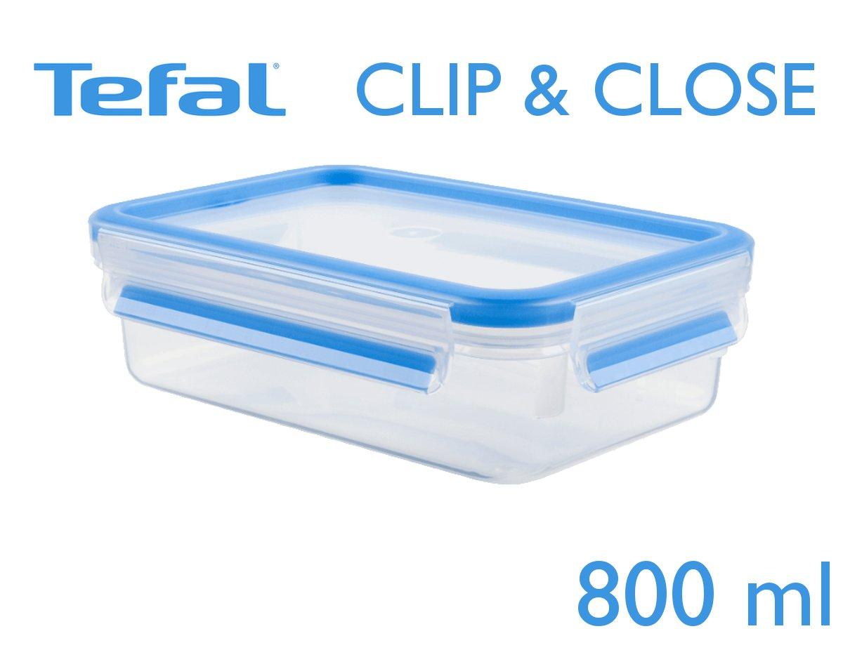 Tefal Clip & Close φαγητοδοχείο 800 ml