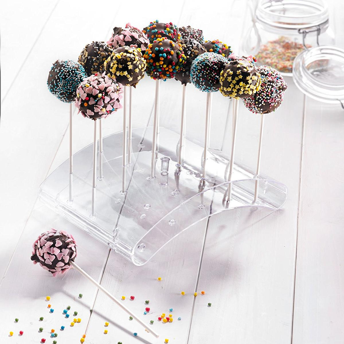 Στικς για γλειφιτζούρια-Cake Pops 48 τεμ. 15 cm