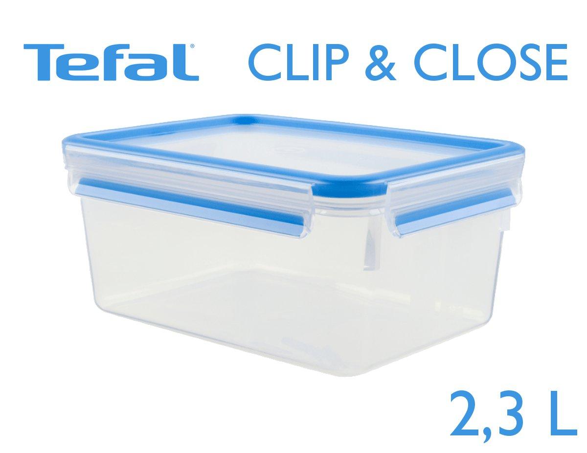Tefal Clip & Close φαγητοδοχείο 2,3 L