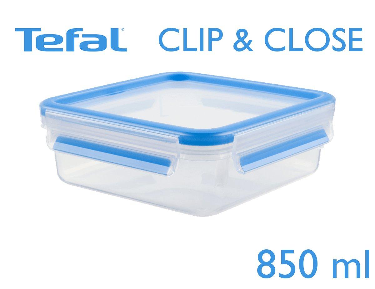 Tefal Clip & Close φαγητοδοχείο 850 ml