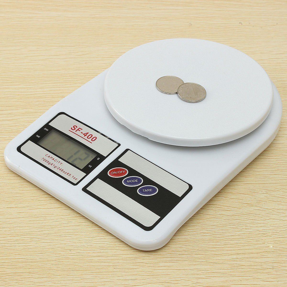 Ζυγός κουζίνας ηλεκτρονικός SF-400 7 kgr