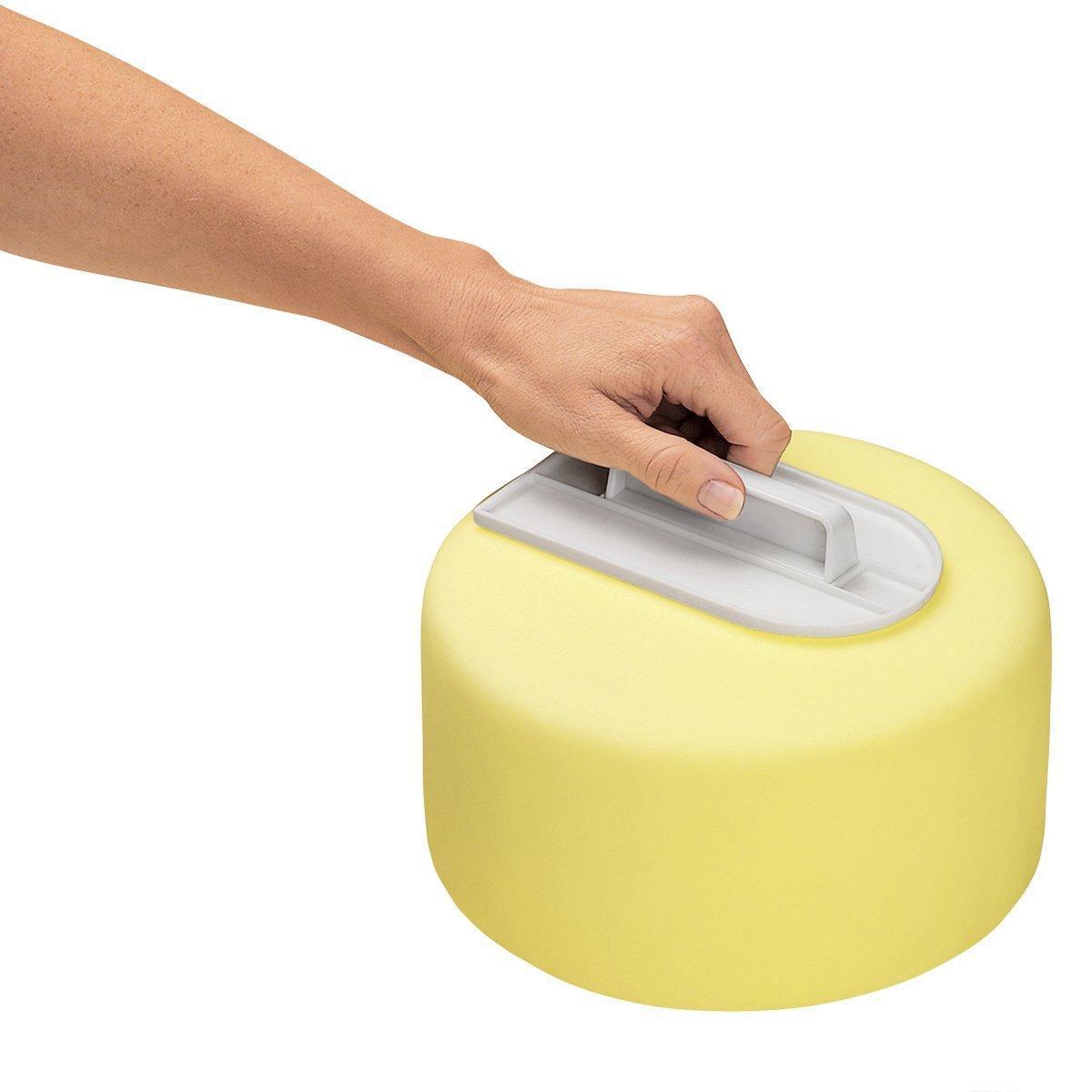 Πλαστική σπάτουλα λείανσης ζαχαρόπαστας