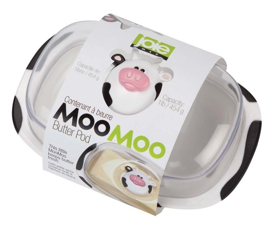 Βουτυριέρα πλαστική Moo Moo