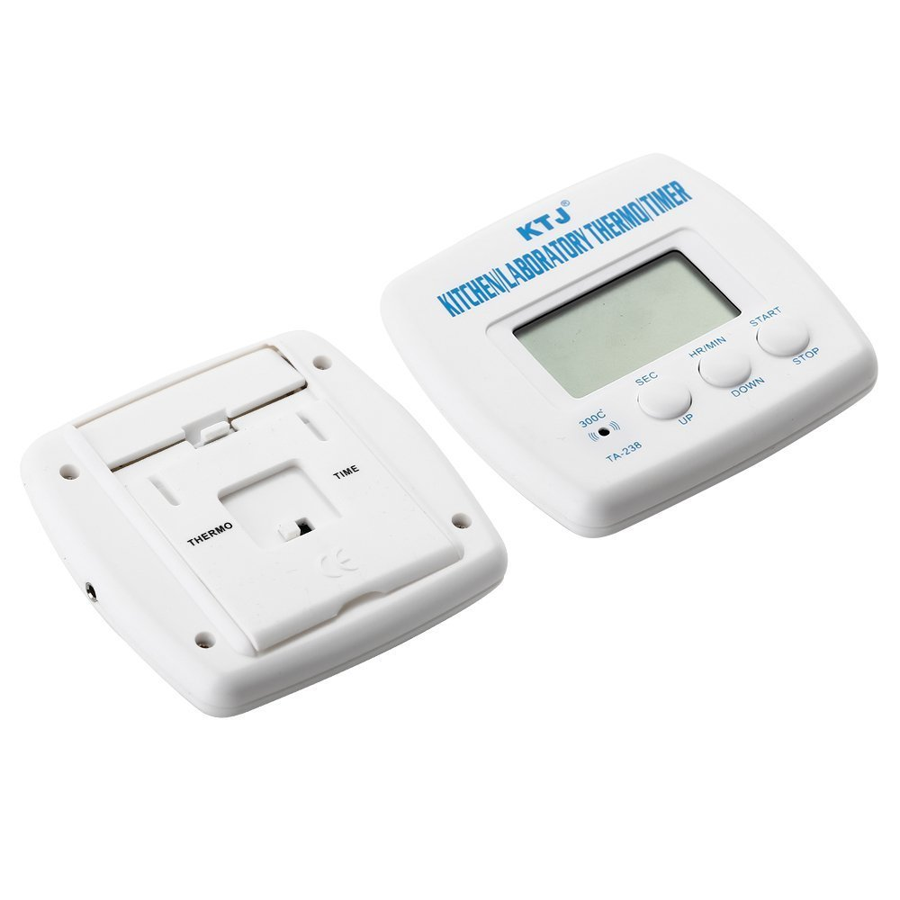 Θερμόμετρο & χρονόμετρο με καλώδιο TA-238