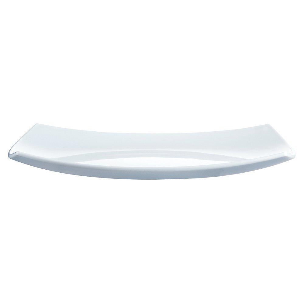 Πιάτο τετράγωνο λευκό Luminarc Delice 19x19 cm