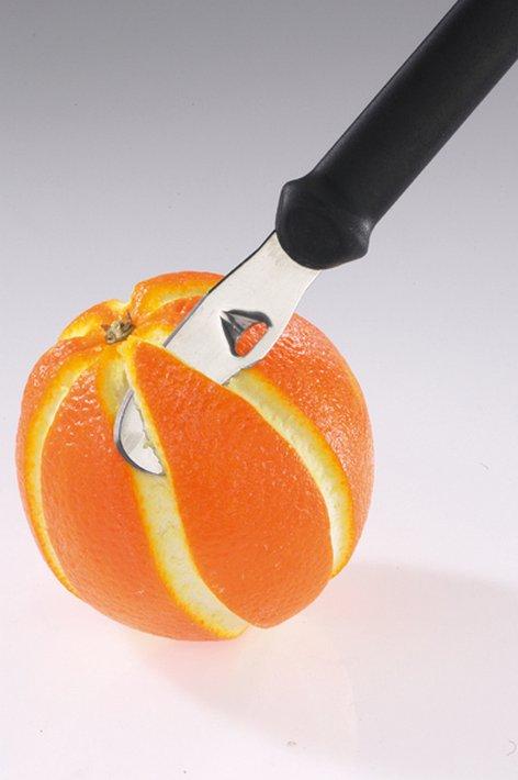 Αποφλοιωτής-σχεδιαστής πορτοκαλιού