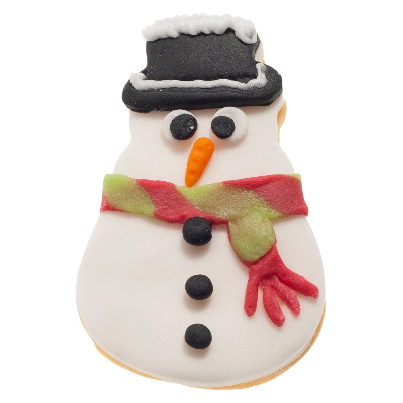 Κουπάτ ανοξείδωτο χιονάνθρωπος