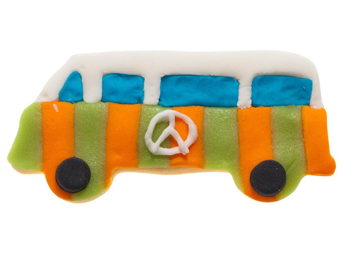 Κουπάτ ανοξείδωτο λεωφορείο 2D