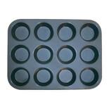 Φόρμα αντικολλητική για 12 muffins