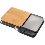 Ζυγός κουζίνας ηλεκτρονικός 5kg Brandani Techno