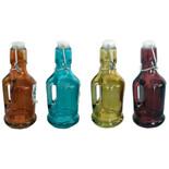 Μπουκάλι γυάλινο χρωματιστό 100 ml Νο 2028