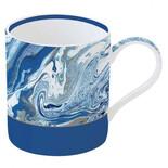 Κούπα πορσελάνη Malachite Blue 350 ml