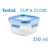 Tefal Clip & Close φαγητοδοχείο 250 ml