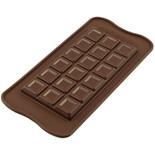 Φόρμα σιλικόνης Silikomart Tablette Choco Bar SCG037